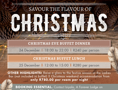 Christmas Lunch at Forever
