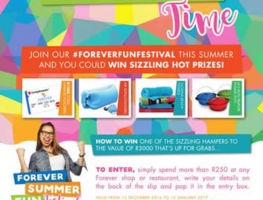 Summer at Forever
